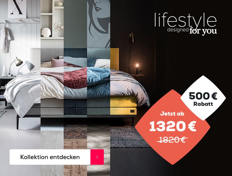 Lifestyle boxspringbetten - Summer Sale  | Swiss Sense