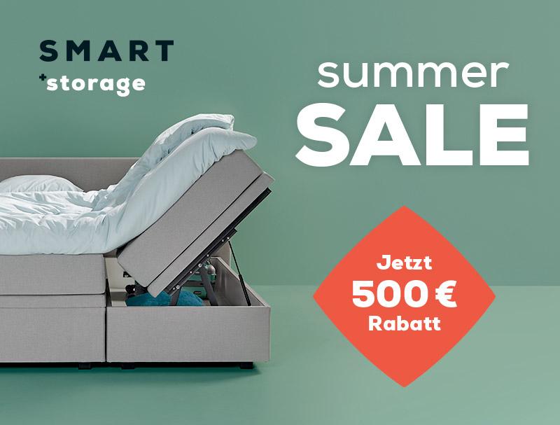 SMART Boxspringbetten - Summer Sale   Swiss Sense