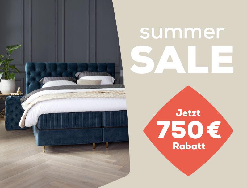 Boxspringbetten Royal Kollektion - Summer Sale | Swiss Sense