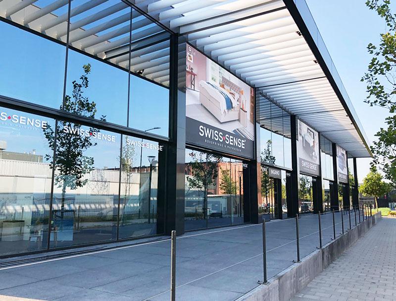 Swiss Sense Filiale Bergen op Zoom