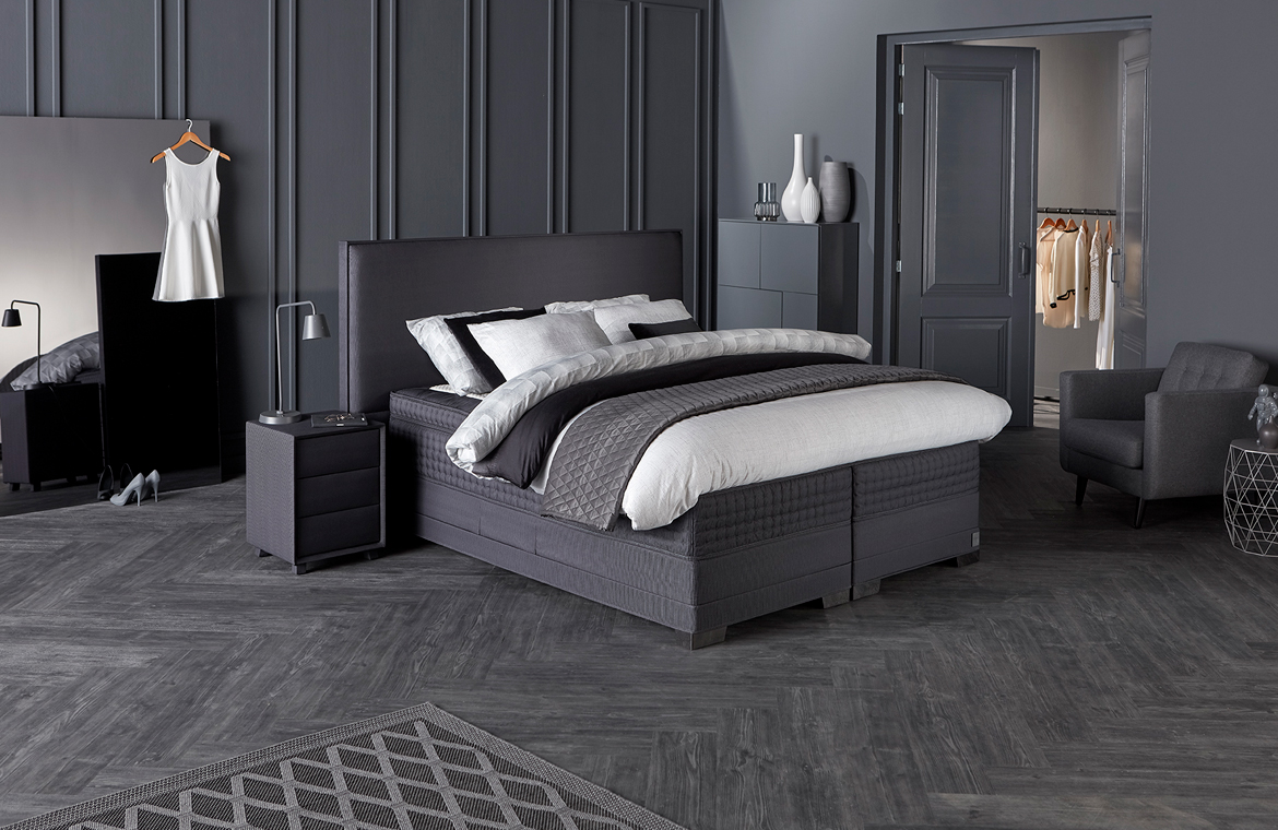Fifty shades of grey in Ihrem Schlafzimmer | Swiss Sense