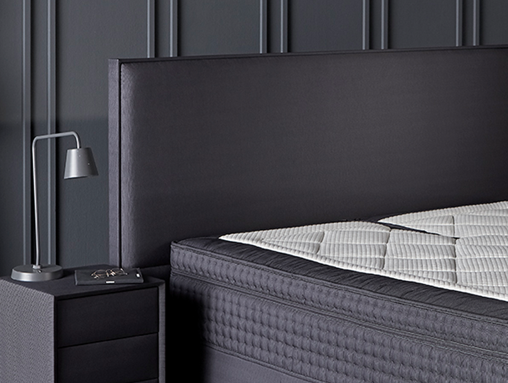 Fifty shades of grey in Ihrem Schlafzimmer | Swiss Sense