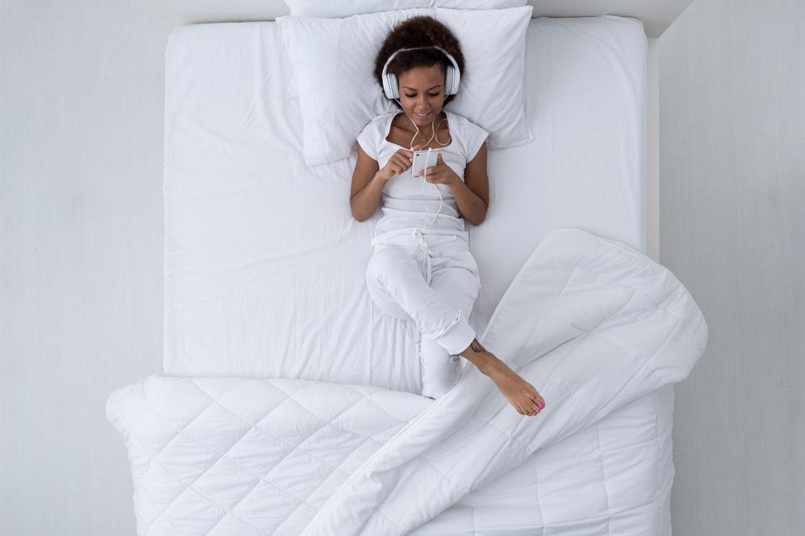 Diese Schlafmusik hilft beim Einschlafen | Swiss Sense