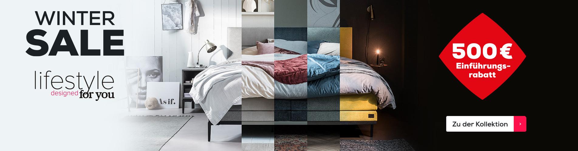 Lifestyle designed for you Kollektion | Swiss Sense