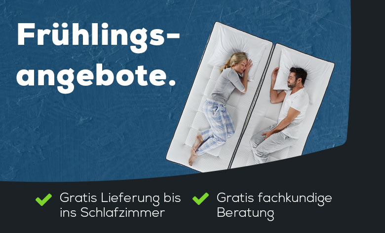 Frühlingsangebote | Swiss Sense