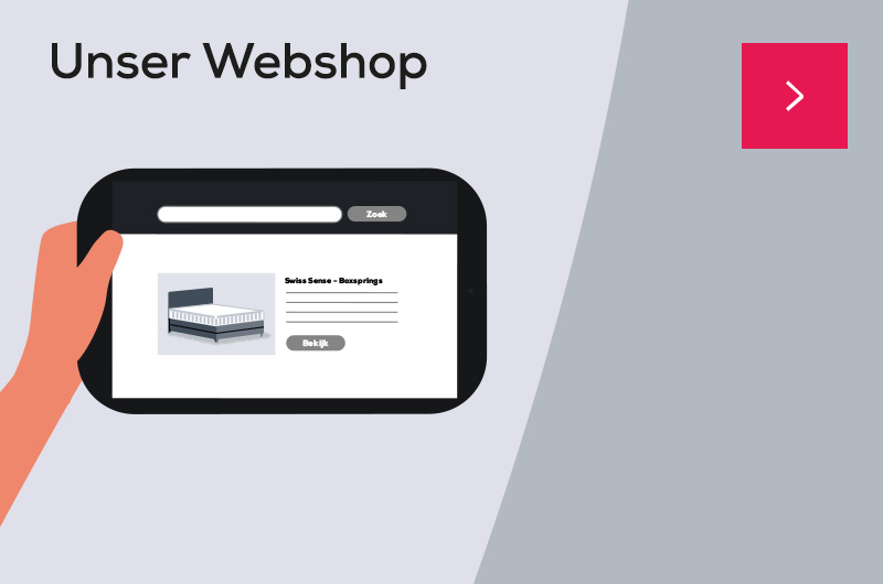 Ik heb een vraag over de Webshop  Swiss Sense