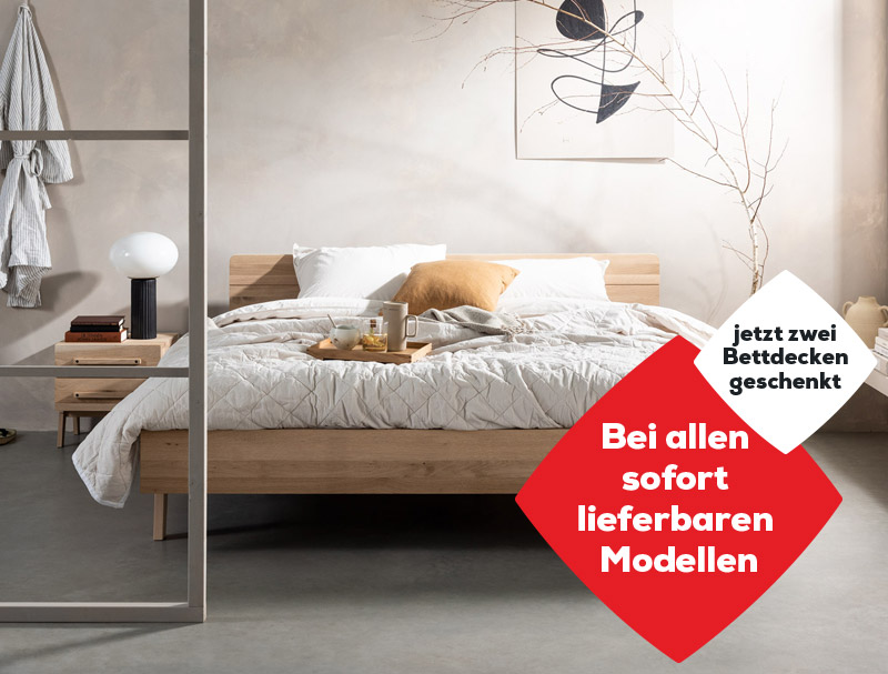 Bettgestelle Aktionen Winter Sale| Swiss Sense