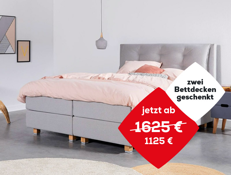 Bettgestelle Aktionen Winter Sale | Swiss Sense