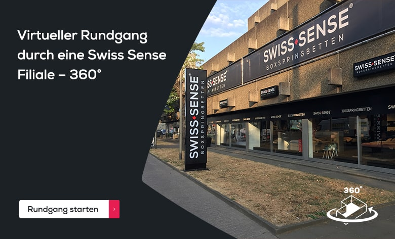 3D tour Swiss Sense Filiale