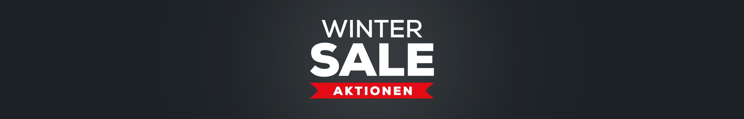 Winter Sale Aktionen | Swiss Sense