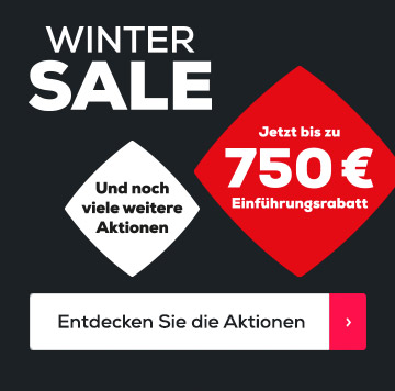 Winter Sale Aktionen | Swiss Sense