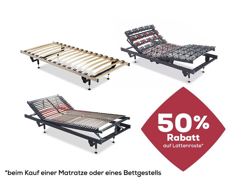 Lattenroste Aktionen Winter Sale | Swiss Sense