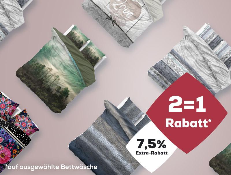 Bettwäsche Aktionen Winter Sale | Swiss Sense