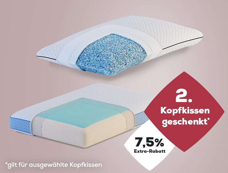 Kopfkissen Aktionen Winter Sale | Swiss Sense