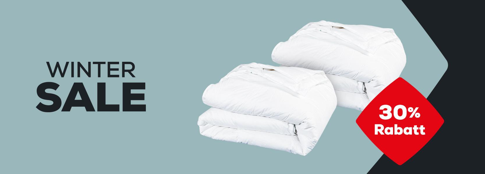 30% Rabatt auf Dixxius Bettdecken| Swiss Sense