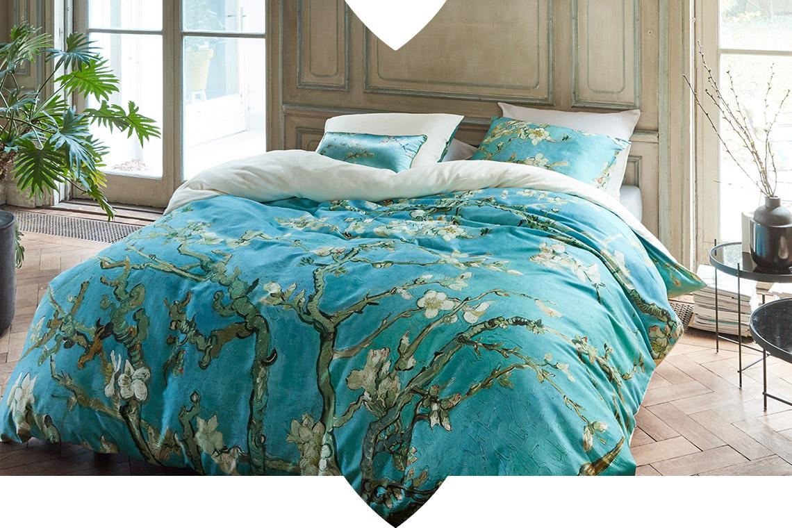 Blog - Hol dir mit dieser neuen Bettwäsche Kunst ins