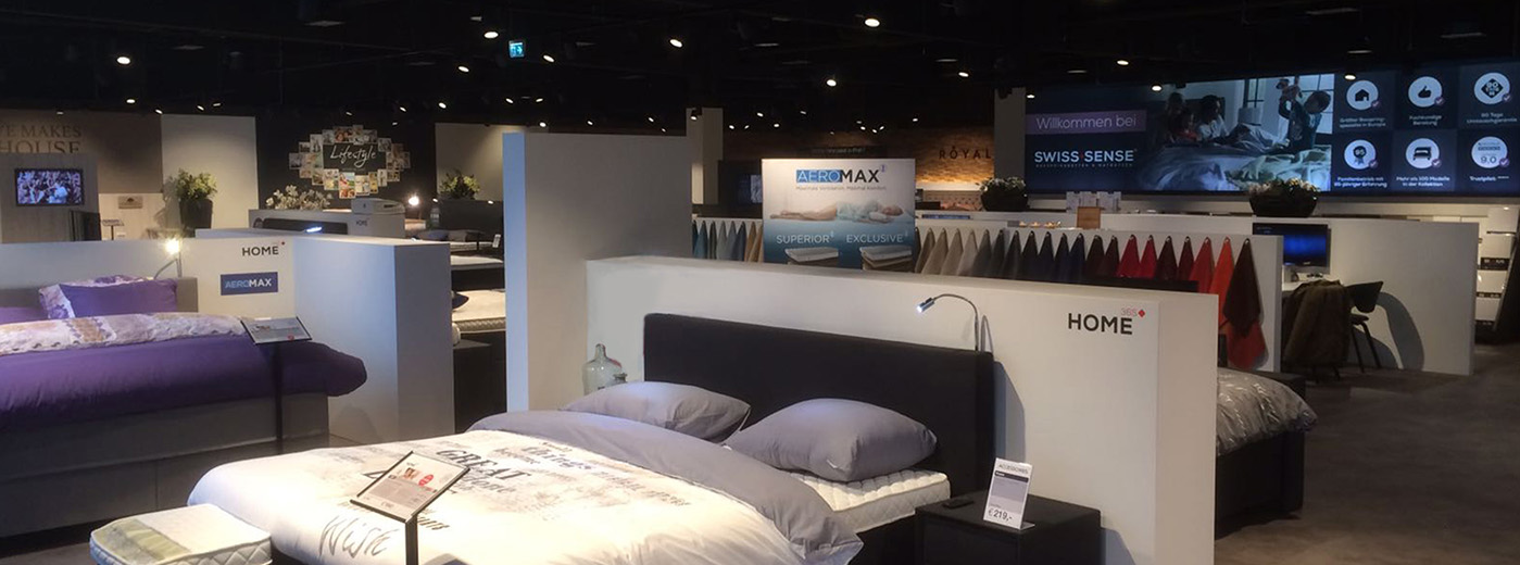 boxspringbetten matratzen im v sendorf swiss sense. Black Bedroom Furniture Sets. Home Design Ideas