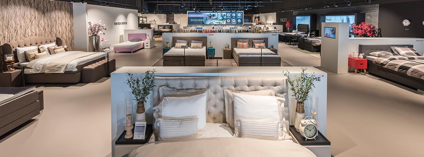 boxspringbetten und matratzen in langenfeld swiss sense. Black Bedroom Furniture Sets. Home Design Ideas