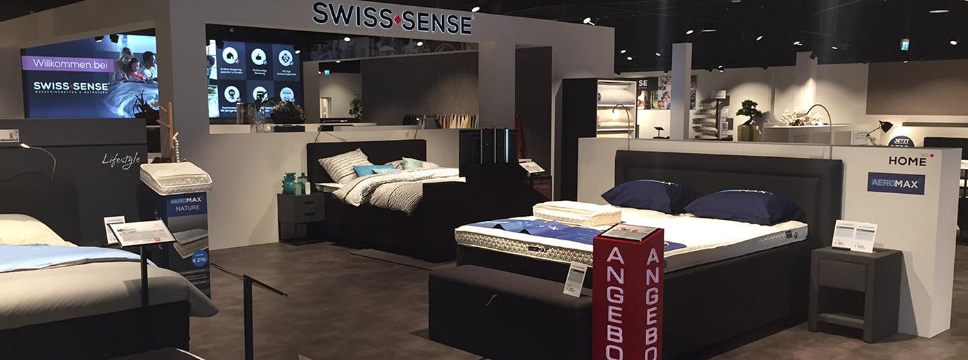 boxspringbetten und matratzen in essen swiss sense. Black Bedroom Furniture Sets. Home Design Ideas