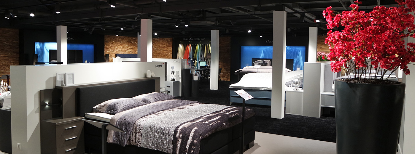 Enschede Möbelhäuser boxspringbetten matratzen im enschede swiss sense