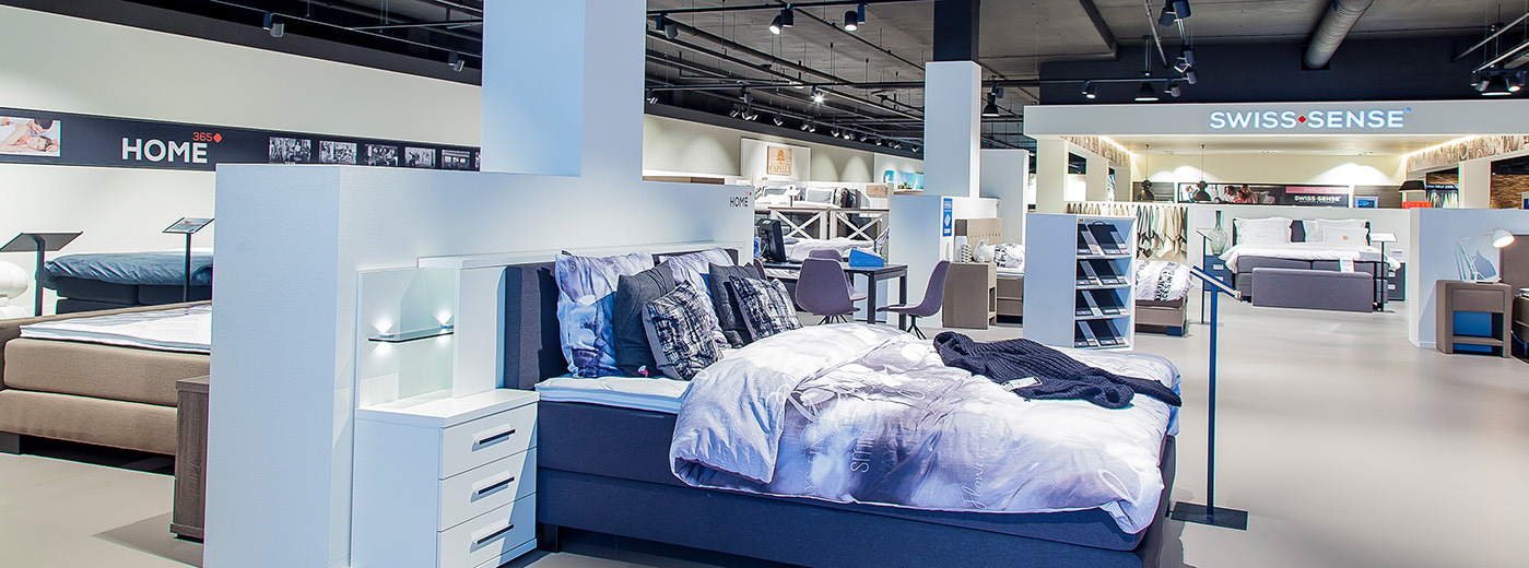 boxspringbetten outlet in rotterdam swiss sense. Black Bedroom Furniture Sets. Home Design Ideas