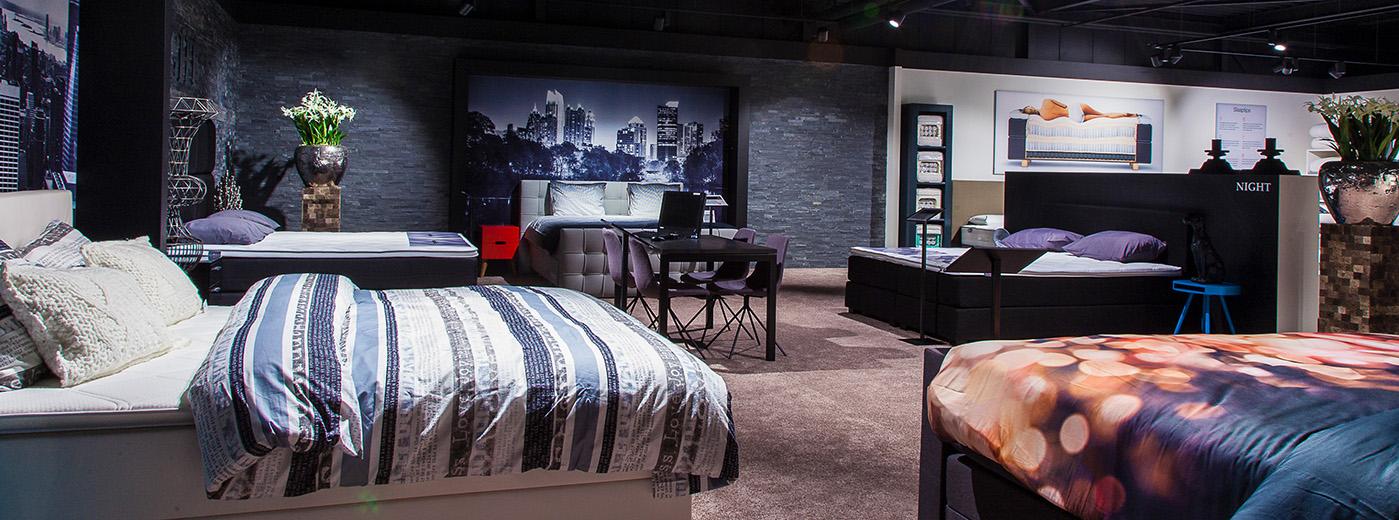 boxspringbetten und matratzen in heerlen swiss sense. Black Bedroom Furniture Sets. Home Design Ideas